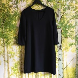 RW&Co. Long sleeve shift dress